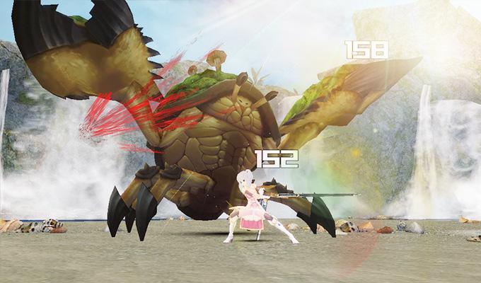 全3D无锁定MMO,《剑之荣耀》还原最真实的战斗
